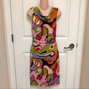 EUC David Meister Dress Size 6